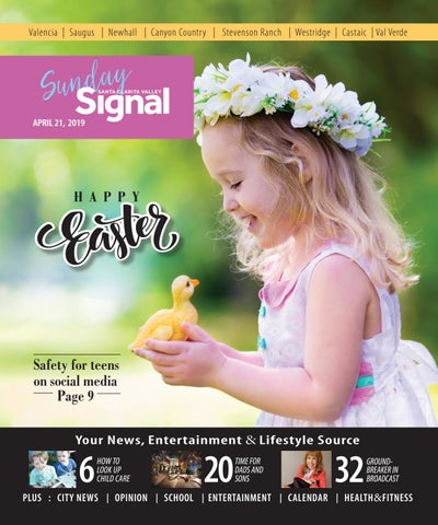 83b1b6a19b64f0 Sunday Signal April 21, 2019 by Signal - issuu