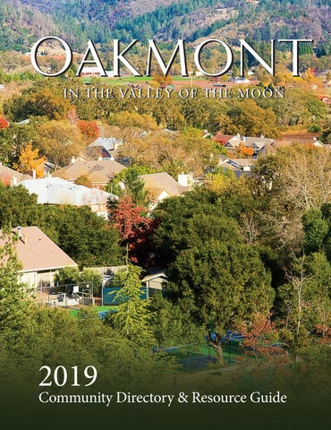2019 Oakmont Buyers Guide by Association Outsource Services