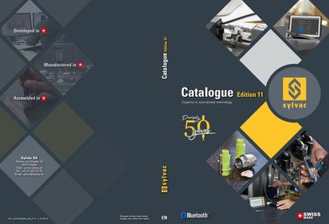 Catalogue Sylvac by Max Value Technology - issuu