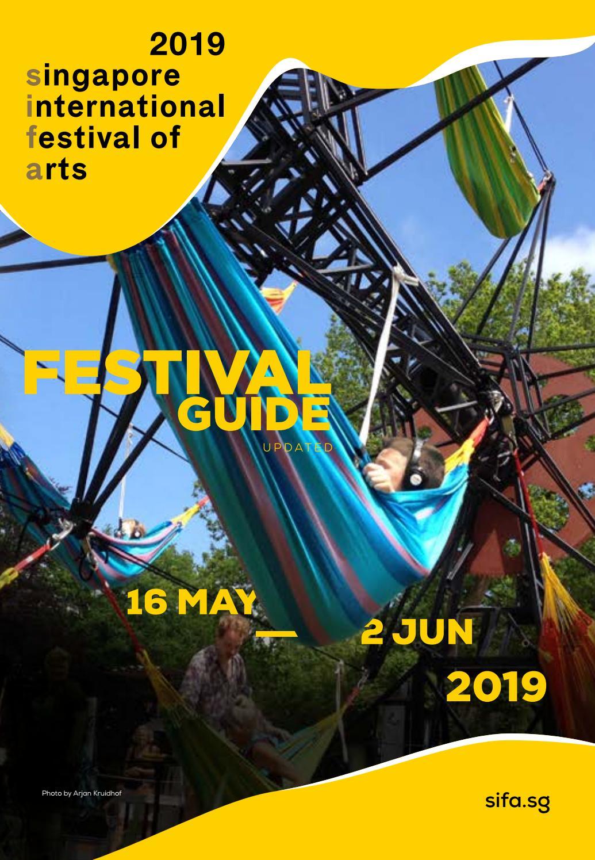 Singapore International Festival of Arts 2019 Festival Guide