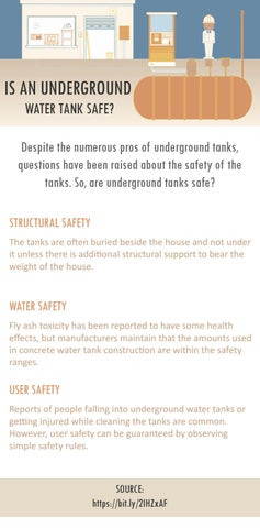Is an Underground Water Tank Safe? by Sydney Topics - issuu