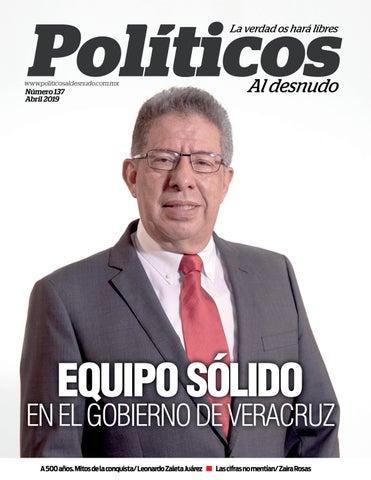Edición 137 Revista Políticos Al Desnudo By Revista Políticos Al