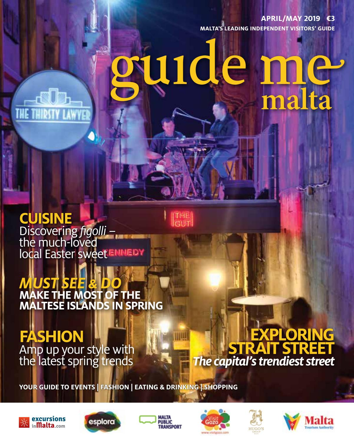 Guide me malta by content house group issuu
