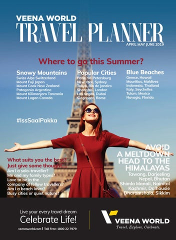 Travel Planner Veena World By Veena World Issuu