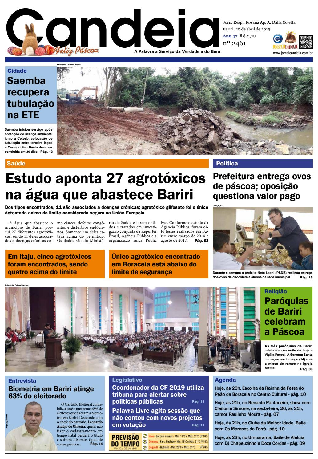 16ff3c9f8 Jornal Candeia 20-04-2019 by Jornal Candeia - issuu