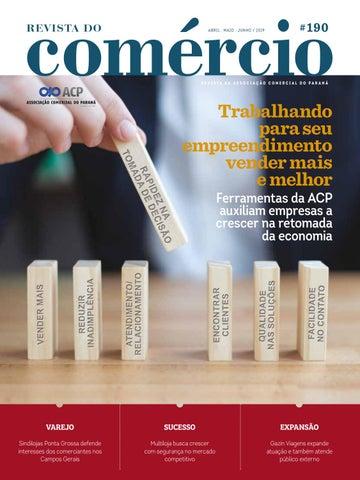 160efe42b6d71 190 - Revista do Comércio ACP - Abril, Maio e Junho 2019 by ACP ...