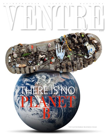 edd11f3d3 There is No Planet B by VENTRE Magazine - issuu