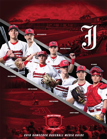 2019 JSU Baseball Media Guide by Jacksonville State Athletics - issuu