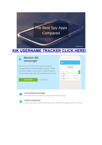 Username kik