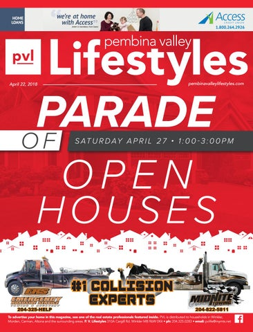 Lifestyles - April 22, 2019 by Pembina Valley Lifestyles - issuu on