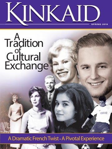 2019 Spring Magazine by The Kinkaid School - issuu