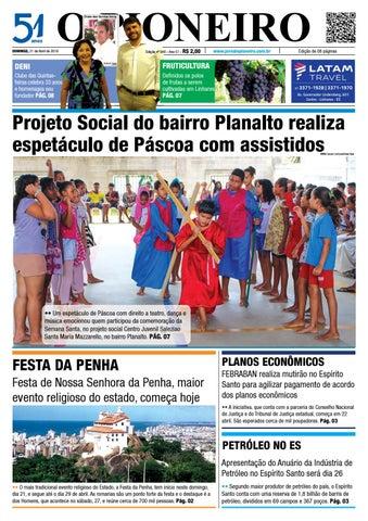 8fd81a724 O PIONEIRO 21 DE ABRIL DE 2019 by Jornal O PIONEIRO - issuu