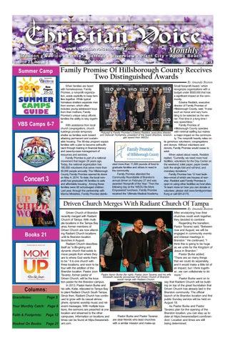 Osprey Observer Christian Voice Monthly 05 2019 by Osprey