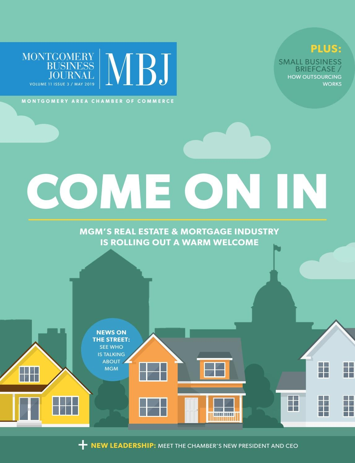 Montgomery Business Journal - May 2019 by Montgomery Area Chamber of