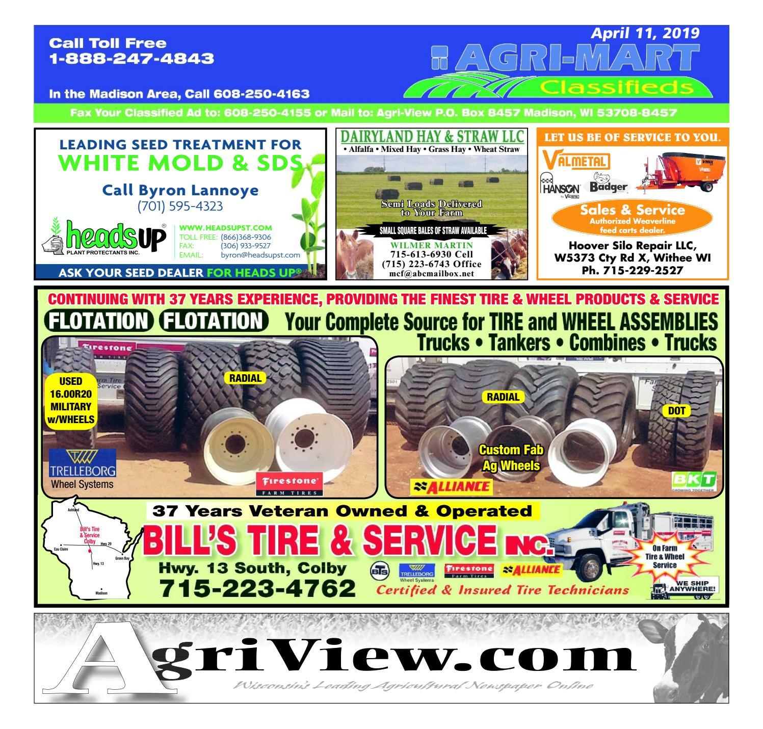 April 11, 2019 AgriMart by Madison com - issuu