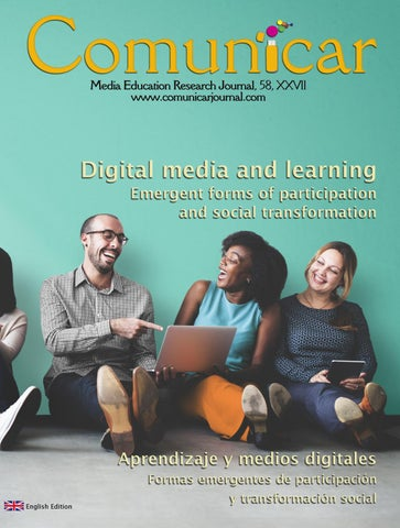 6c3c3ce7832b5 Comunicar 58  Digital media and learning by Revista Comunicar - issuu