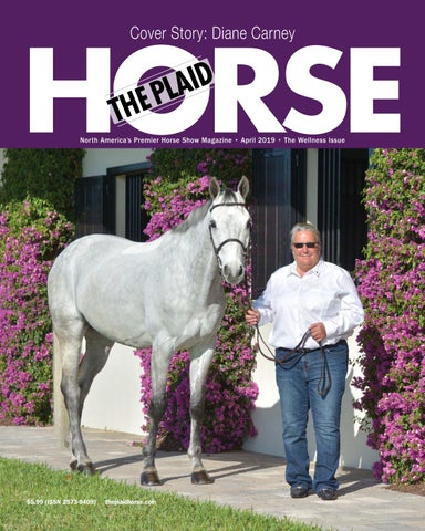 a223b41ca The Plaid Horse April 2019 - Rider Wellness Issue by The Plaid Horse ...