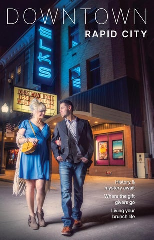 Downtown Rapid City 2019 by Evergreen Media - issuu