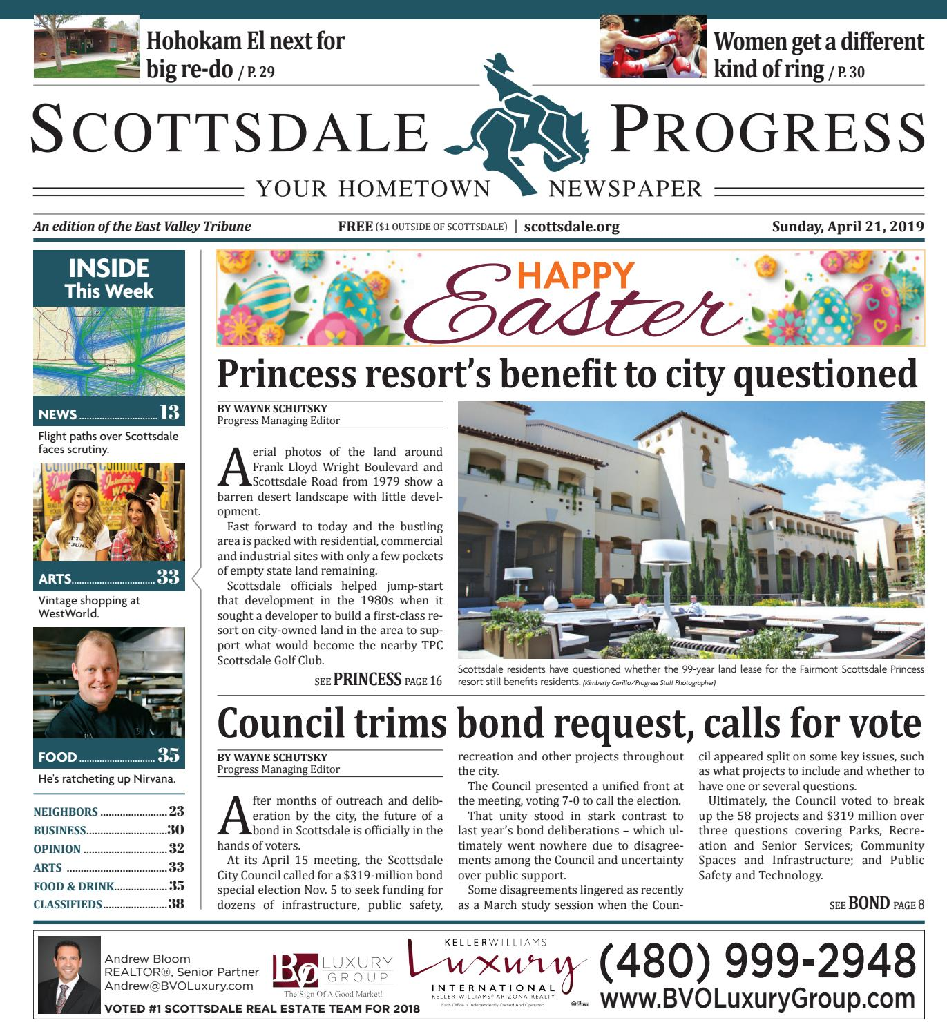 Scottsdale Progress 04-21-2019 by Times Media Group - issuu