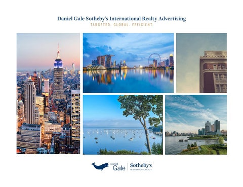 2019 DGSIR Media Directory by Daniel Gale Sotheby's