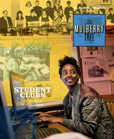 Mulberry Tree magazine by St  Mary's College of Maryland - issuu