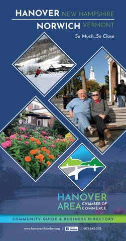 Hanover NH Digital Publication - Town Square Publications