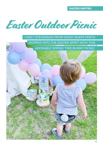 Page 13 of Easter Outdoor Picnic