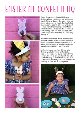 Page 52 of Easter at Confetti HQ