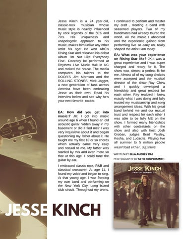 Page 69 of Jesse Kinch