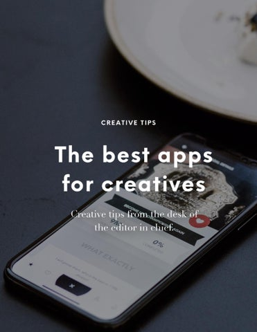 Page 74 of The best app for creatives