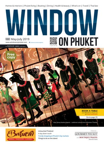Read The Digital Edition Window On Phuket May July 2019