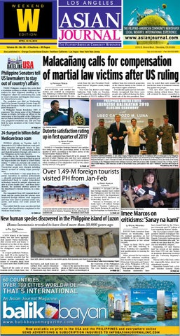 041319 - Los Angeles Weekend Edition by Asian Journal Community