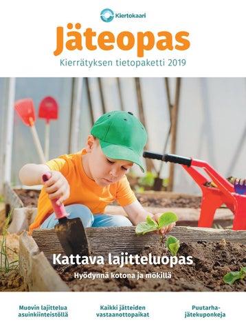 Jäteopas Oulu