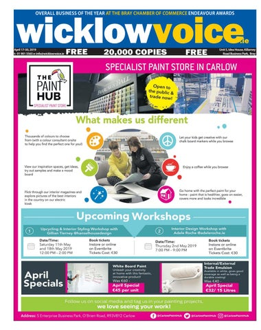 Wicklow Voice by Voice Media issuu