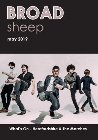 c2926da70b8f00 Broad Sheep May 2019 by Broadsheep - issuu