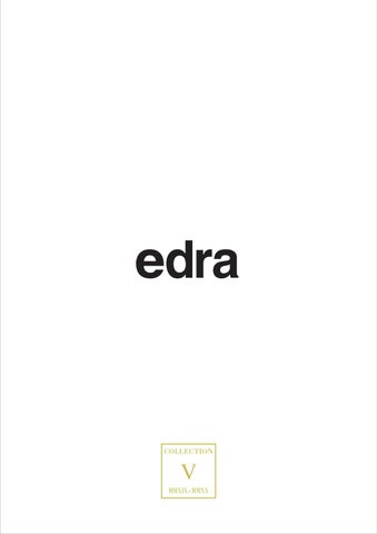Catalogo V Anno 2019 By Edra Spa Issuu