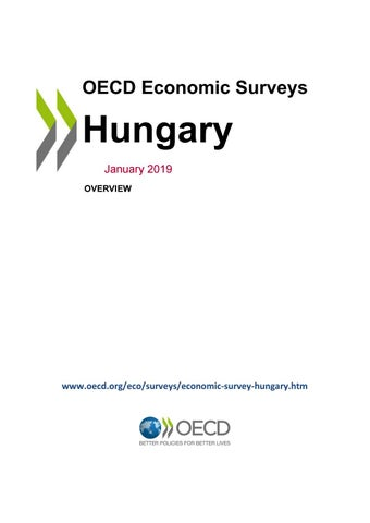 OECD Economic Survey: Hungary 2019 (overview) by OECD - issuu