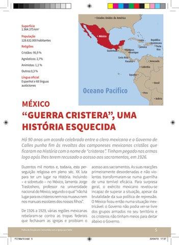 Page 5 of México, Família, Fátima