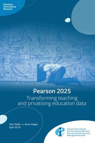 Pearson 2025: Transforming teaching and privatising education data