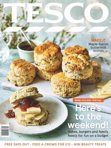 Tesco Magazine May 2019 By Tesco Magazine Issuu