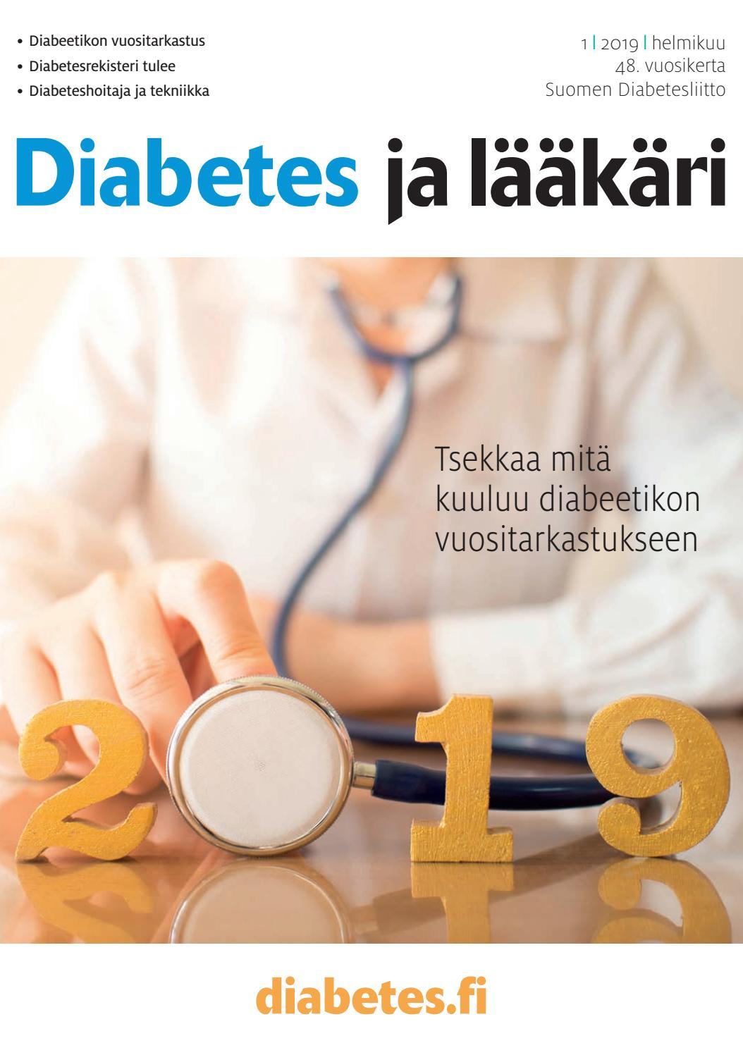 kakkostyypin diabetes raja arvotto