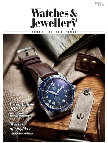 ff9d6a6d11f Watches & Jewellery / Basel - april 2019 by partnermedier - issuu