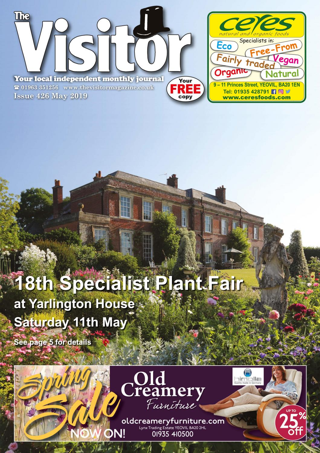 the visitor magazine issue 426 may 2019the visitor