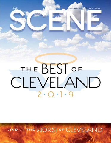 Scene April 24, 2019 by Euclid Media Group - issuu