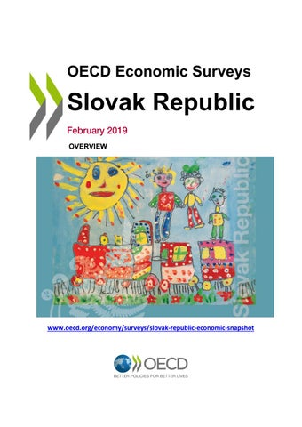 OECD Economic Survey: Slovak Republic 2019 (overview) by OECD - issuu