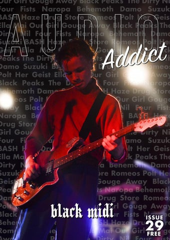 Audio Addict #29