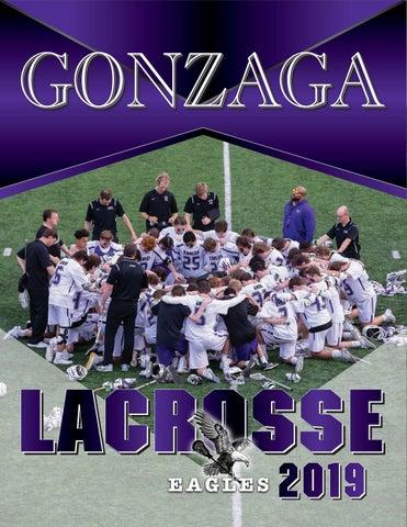 Gonzaga Lacrosse Media Guide 2019 by Gonzaga College High