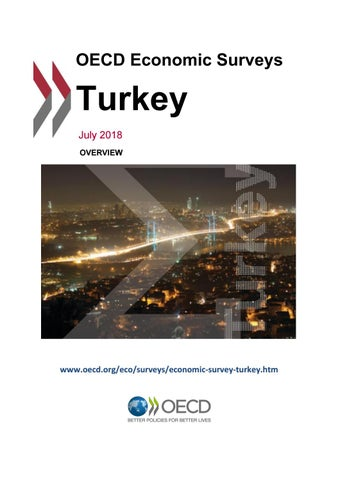 OECD Economic Survey: Turkey 2018 (overview) by OECD - issuu