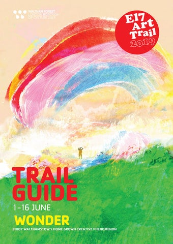 E17 Art Trail Guide 2019 by Artillery - issuu