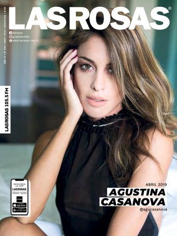 57286817d Agustina Casanova - Edición 269 by Revista Las Rosas - issuu